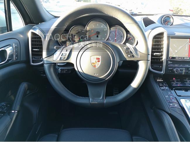 列治文 车行认证车 保时捷 Porsche Cayenne 2014