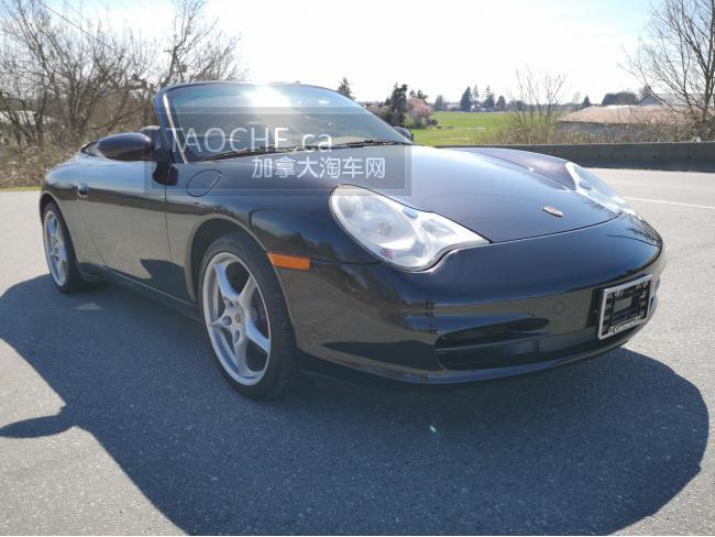 列治文 车行认证车 保时捷 Porsche 911 2002