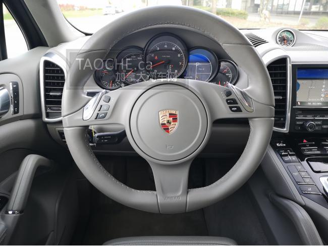 列治文 车行认证车 保时捷 Porsche Cayenne 2013