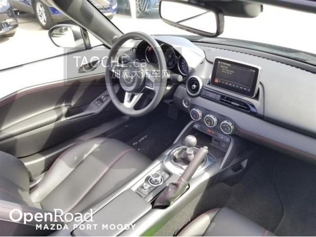 满地宝 车行DEMO车 马自达 Mazda MX-5 Miata RF 2017