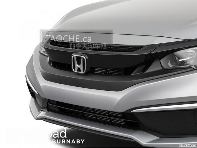 本拿比 车行DEMO车 本田 Honda Civic 2019