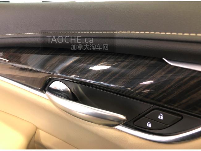 温哥华 车行DEMO车 凯迪拉克 Cadillac XT5 2019
