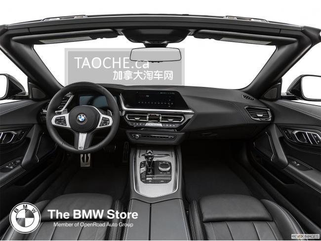 温哥华 车行DEMO车 宝马 BMW Z4 2019
