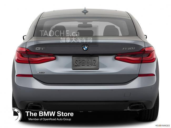 温哥华 车行DEMO车 宝马 BMW 640xi 2019