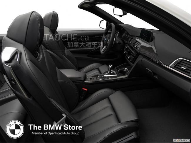 温哥华 车行DEMO车 宝马 BMW M4 2019
