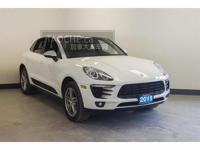 满地宝 车行认证车 保时捷 Porsche Macan 2015